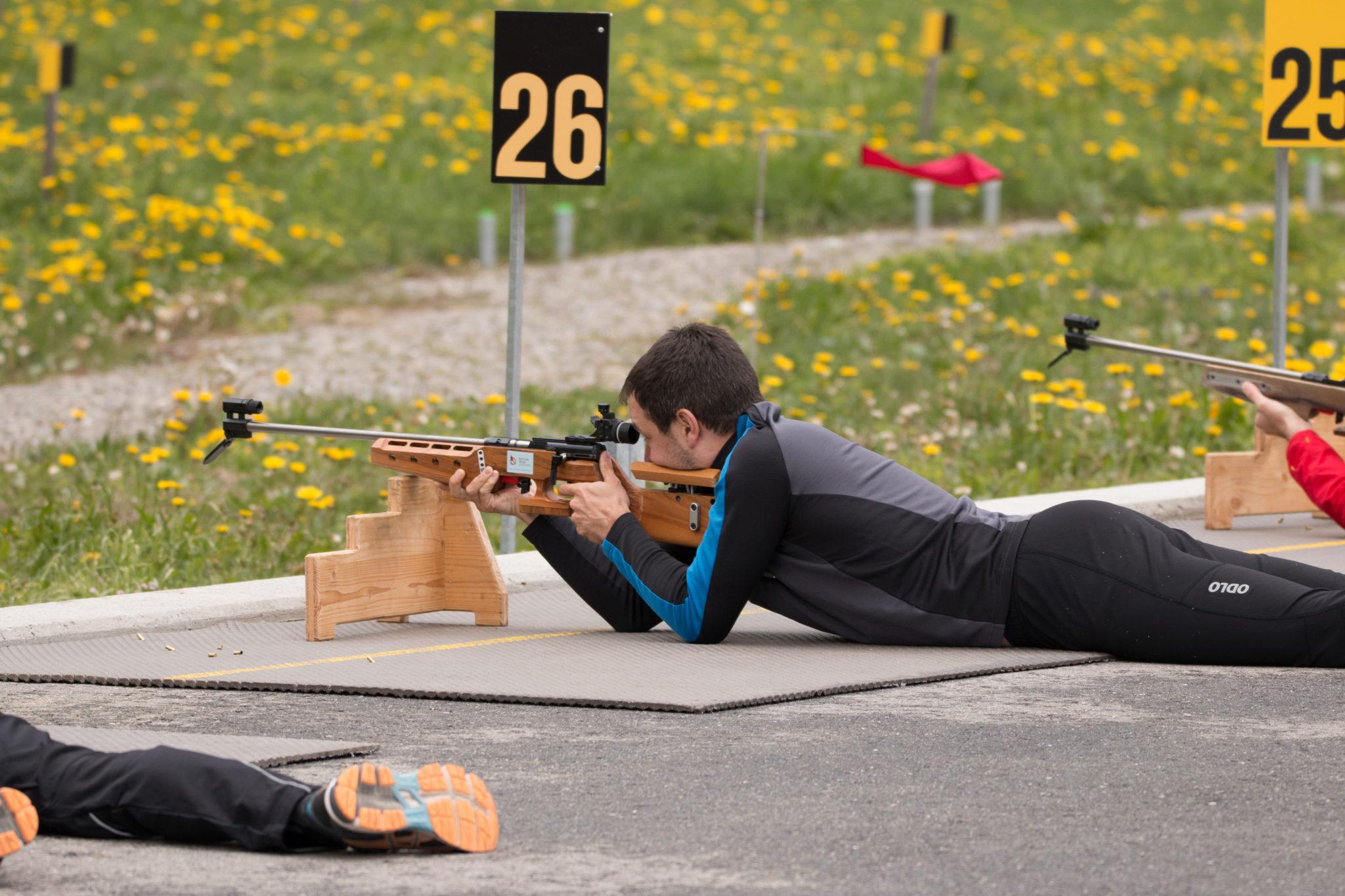 Biathlon Arena Lenzerheide 1