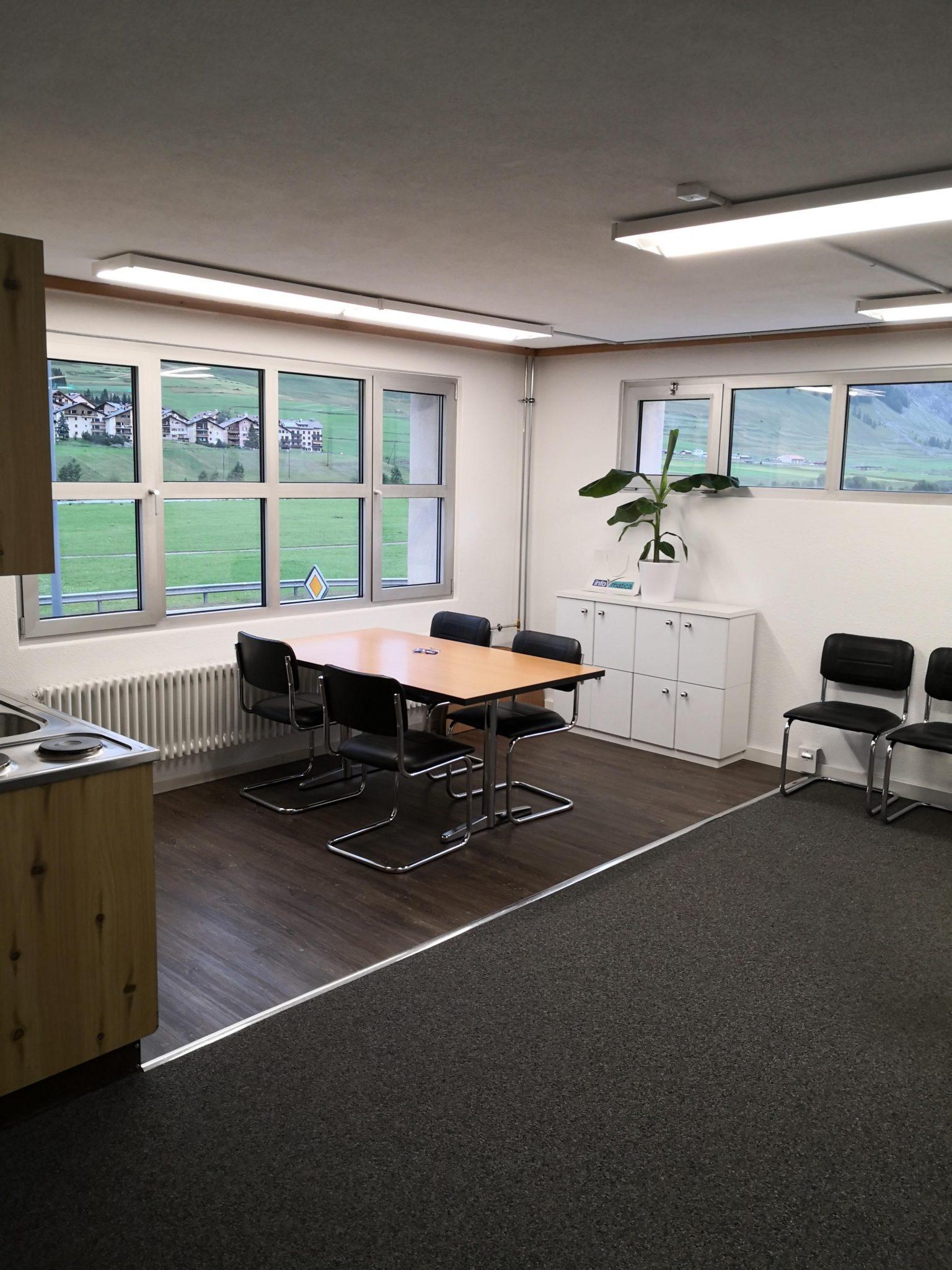 Büro Zuoz 2