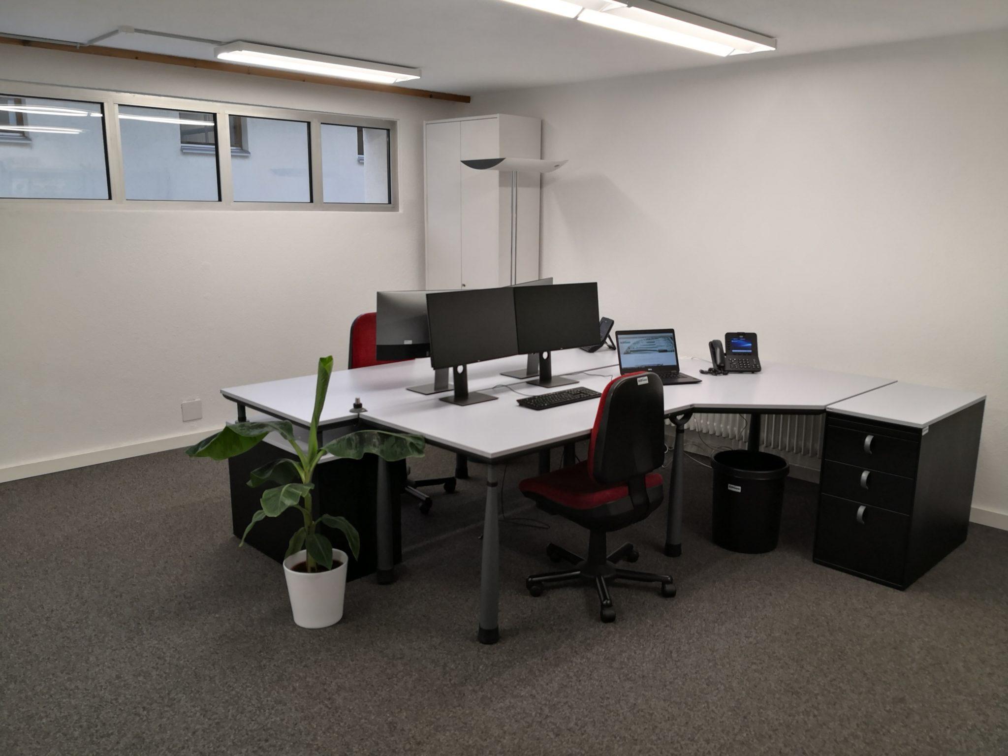 Büro Zuoz